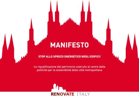 Renovate Italy - manifesto elezioni Sindaco