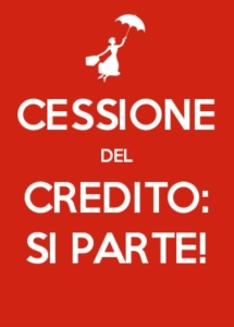cessione credito